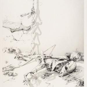 Ulrike Waninger - Ratte mit Kette
